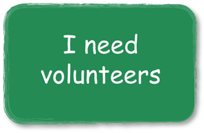 i want you to volunteer - photo #5