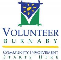 Volunteer Burnaby Logo with Tagline - Vertical -200x198